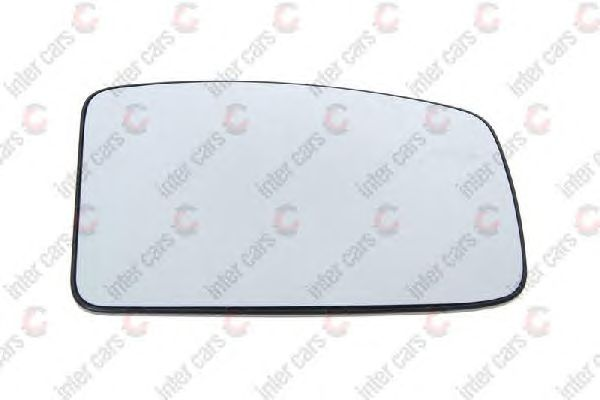 Стекло зеркала заднего вида BLIC 6102-02-1231994P