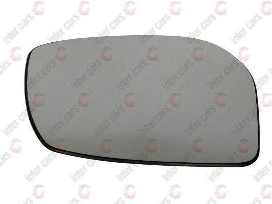 Стекло зеркала заднего вида BLIC 6102-02-1232957P