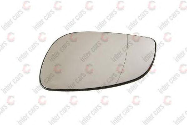 Стекло зеркала заднего вида BLIC 6102-02-1271222P