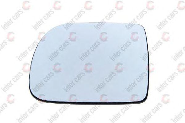 Стекло зеркала заднего вида BLIC 6102-02-1291151P
