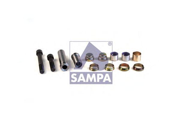 Ремкомплект суппорта SAMPA 095.510