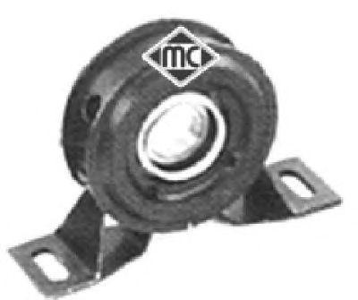 Подвесная опора карданного вала Metalcaucho 02802