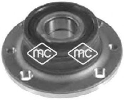 Ступица колеса Metalcaucho 90116
