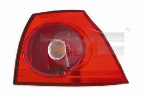 Задний фонарь TYC 11-0399-01-2