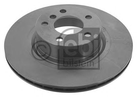 Тормозной диск FEBI BILSTEIN 38577