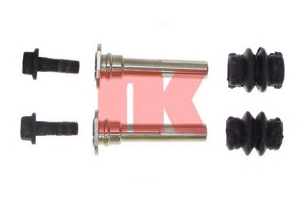 Направляющая гильза, корпус скобы тормоза NK 8933010