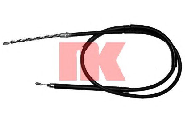 Трос ручника NK 901005