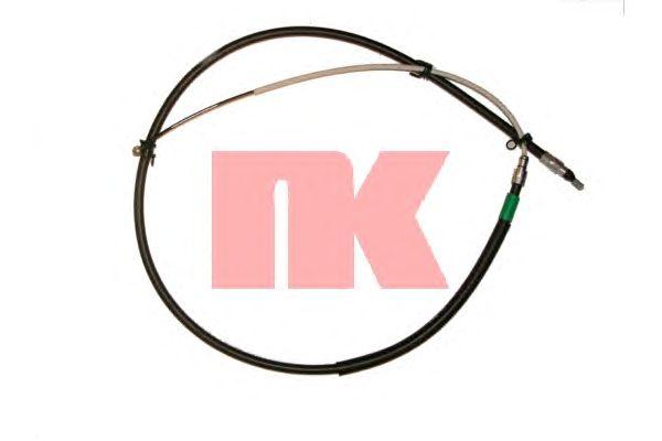 Трос ручника NK 901532