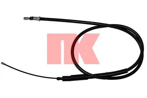 Трос ручника NK 901920