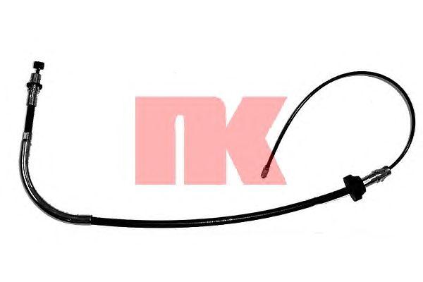 Трос ручника NK 9025123