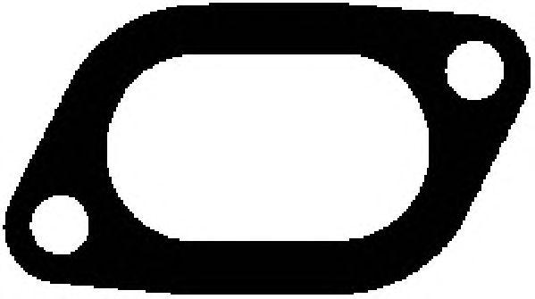 Прокладка выпускного коллектора AJUSA 13117600