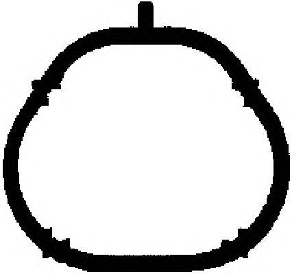 Прокладка, впускной/выпускной коллектор; AJUSA 13147900