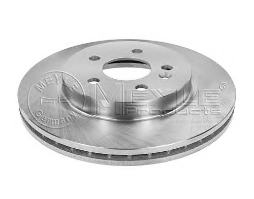 Тормозной диск MEYLE 015 521 2041