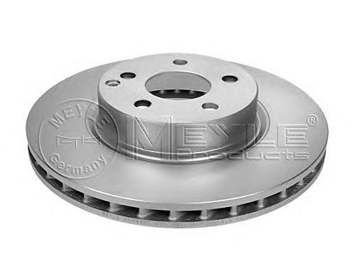 Тормозной диск MEYLE 015 521 2053/PD