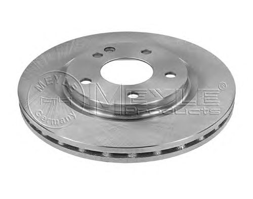 Тормозной диск MEYLE 015 521 2092