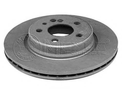 Тормозной диск MEYLE 015 523 2007