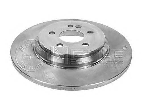 Тормозной диск MEYLE 015 523 2057