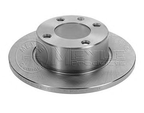 Тормозной диск MEYLE 11-15 523 0038
