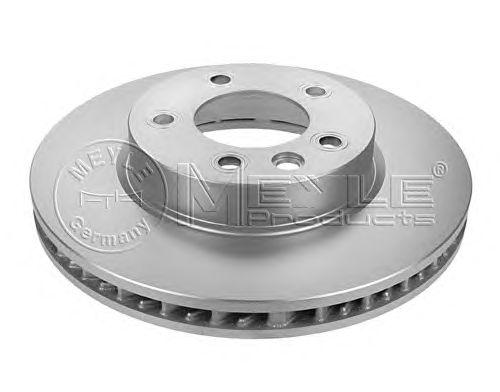 Тормозной диск MEYLE 115 521 1101/PD