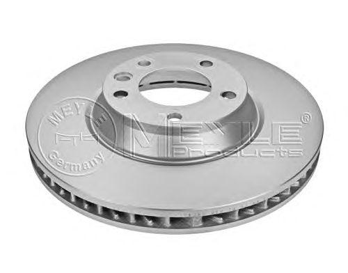 Тормозной диск MEYLE 115 521 1104/PD