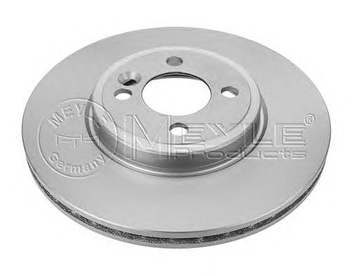 Тормозной диск MEYLE 315 521 0007/PD