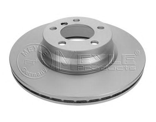 Тормозной диск MEYLE 315 521 0016/PD