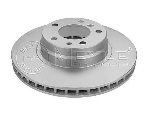 Тормозной диск MEYLE 315 521 3015/PD