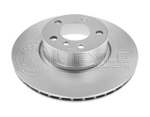 Тормозной диск MEYLE 315 523 0015/PD