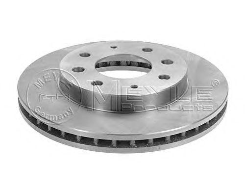 Тормозной диск MEYLE 32-15 521 0005