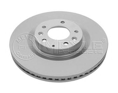 Тормозной диск MEYLE 35-15 521 0034/PD