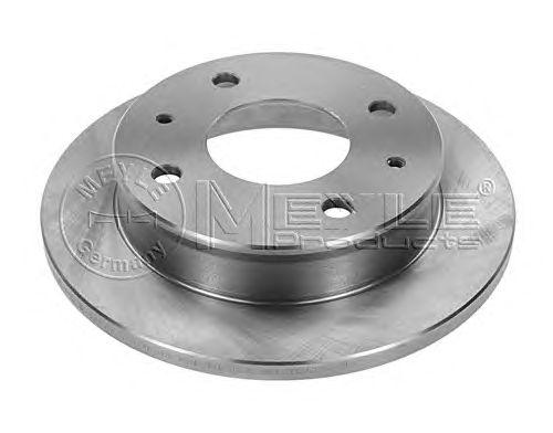 Тормозной диск MEYLE 37-15 521 0008