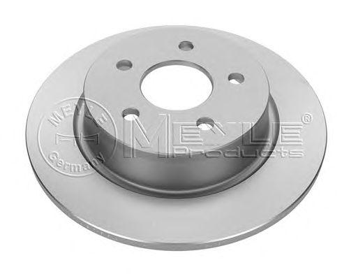 Тормозной диск MEYLE 715 523 0017/PD