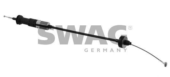 Трос сцепления SWAG 30 92 4638