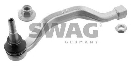 Наконечник рулевой тяги SWAG 60 93 8723