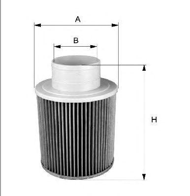 Воздушный фильтр FILTRON AK372/1