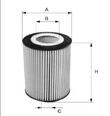 Масляный фильтр FILTRON OE662/2