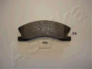 Тормозные колодки ASHIKA 50-00-090