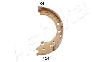Тормозные колодки ручника ASHIKA 55-04-414