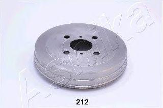 Тормозной барабан ASHIKA 56-02-212