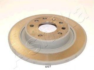 Тормозной диск ASHIKA 61-00-007