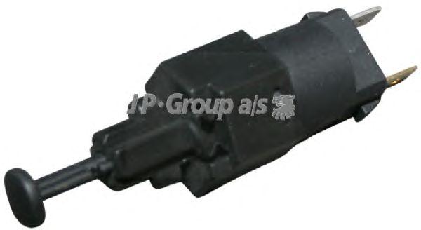Выключатель фонаря сигнала торможения JP GROUP 1296600200