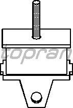 Подушка двигателя TOPRAN 101 549
