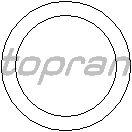 Прокладка, вакуумный насос; Прокладка, промежуточный вал TOPRAN 101 105