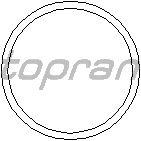 Прокладка помпы TOPRAN 202 290