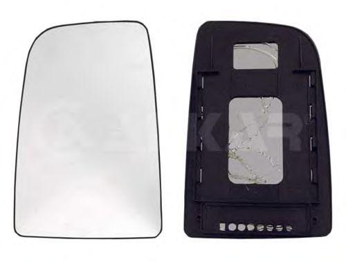 Стекло зеркала заднего вида ALKAR 6401994