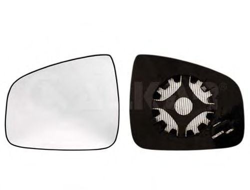 Стекло зеркала заднего вида ALKAR 6432594