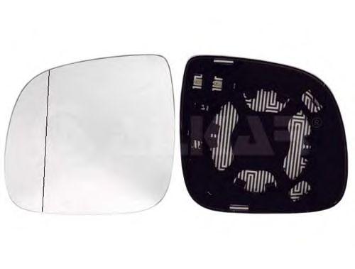 Стекло зеркала заднего вида ALKAR 6471137