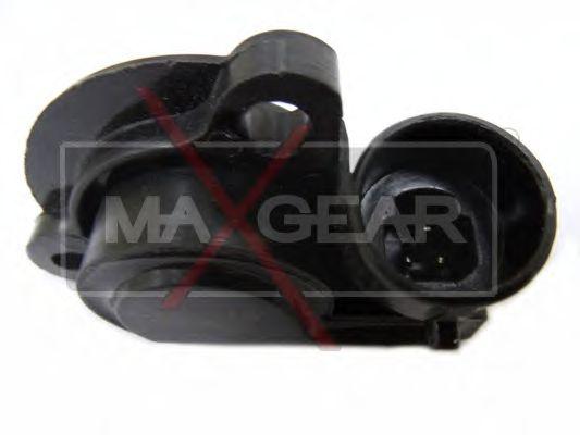 Датчик положения дроссельной заслонки, ДПДЗ MAXGEAR 24-0019