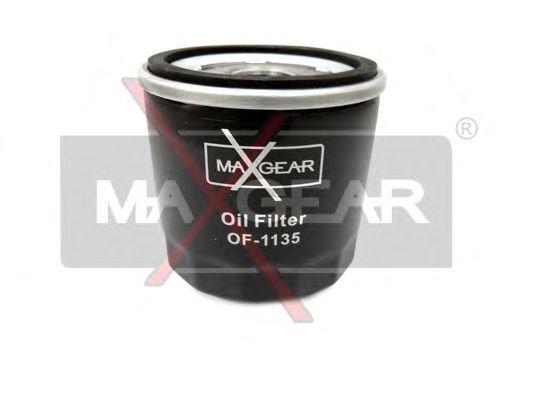 Масляный фильтр MAXGEAR 26-0126