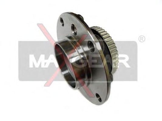 Ступица колеса MAXGEAR 33-0029